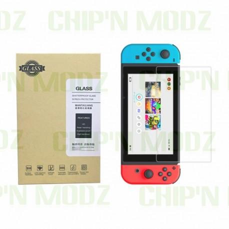 Verre trempé 9H - Haute qualité - Nintendo Switch