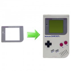 Réparation vitre écran GameBoy / Gameboy Pocket / Gameboy Color / GameBoy Advance
