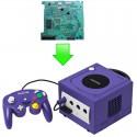 Réparation carte fille lecteur Gamecube