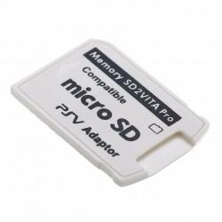 SD2VITA v5 - Adaptateur micro SD PSVITA