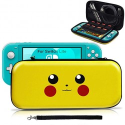 Pochette de transport Switch Lite - PIKACHU