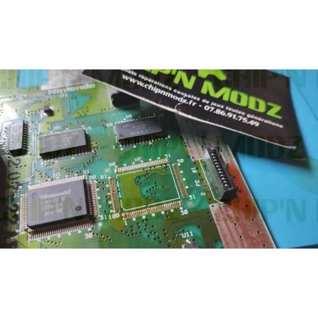 Remplacement Chipset PPU Super Nintendo