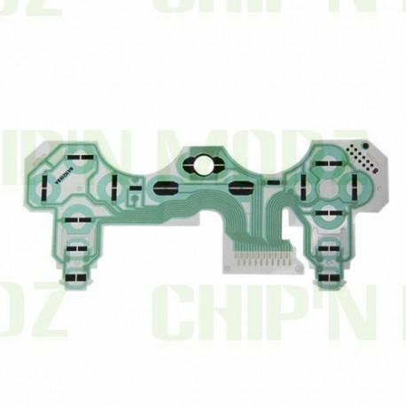Nappe boutons manette PS3 SA1Q159A