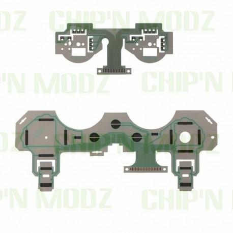 Nappe conductrice manette PS3 SA1Q222A