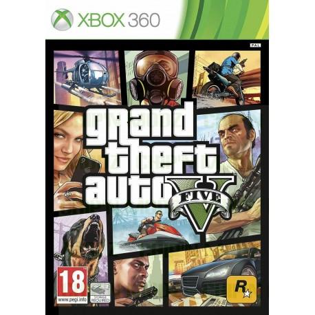 GTA V - Xbox 360 - Occasion