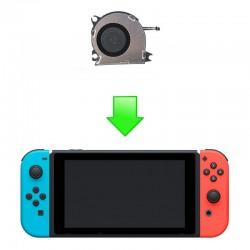 Réparation Ventilateur Nintendo Switch