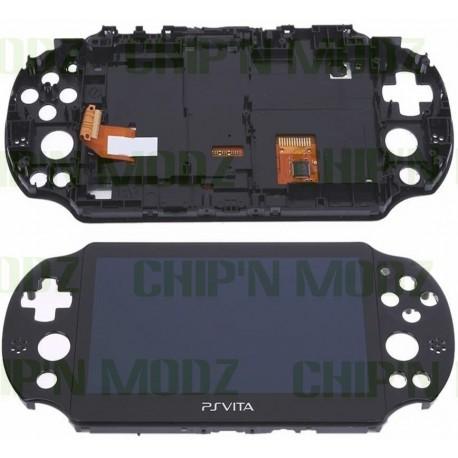 Écran complet PSVITA 2000 - LCD + Tactile + Chassis assemblés