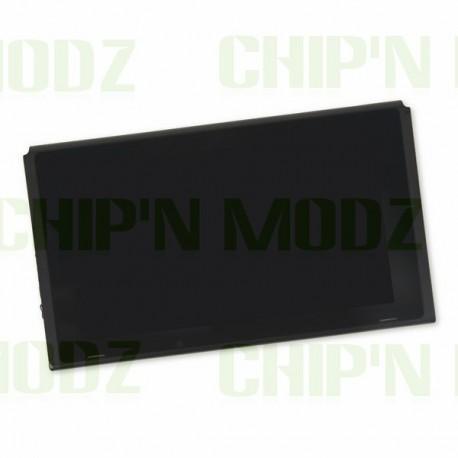 Tactile + LCD + Batterie assemblés sur châssis - Nintendo Switch