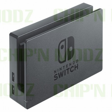 Dock TV Nintendo Switch - Avec alimentation - Produit OFFICIEL