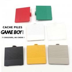 Cache Pile Gameboy - 7 couleurs au choix