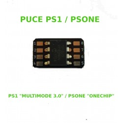 Puce multimode 3.0 PS1 / One Chip PSOne