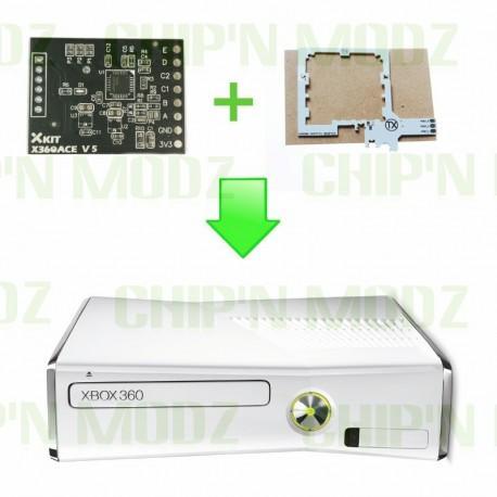 Installation RGH - Xbox 360 Slim Corona v3 & v4
