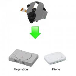 Réparation bloc optique / Lecteur PS1 & PSOne