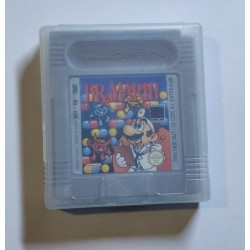 Dr Mario - Gameboy, en loose - version FAH