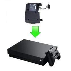 Réparation alimentation Xbox One X