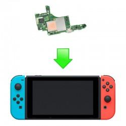 Remplacement carte mère complète Switch