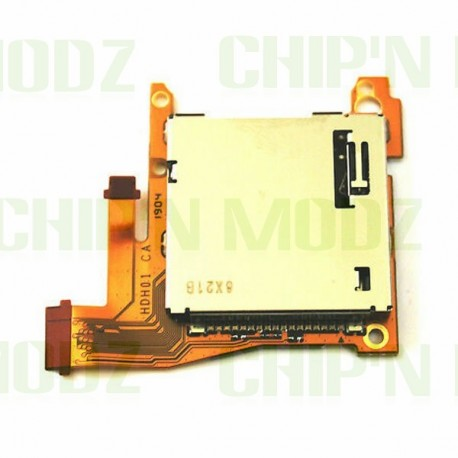 Lecteur cartouche Switch Lite - Complet, avec nappe & PCB