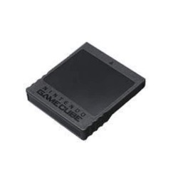 Carte mémoire 16MB / 251 blocs - Gamecube - Officiel, occasion