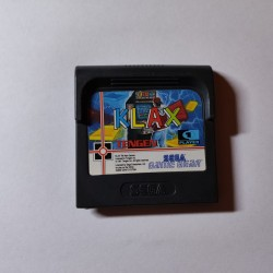 Klax - Gamegear - En loose