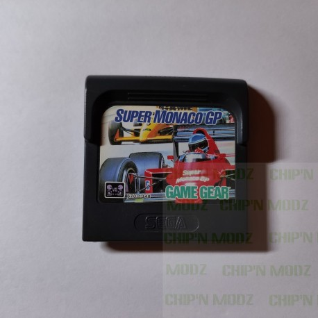 Super Monaco GP - Gamegear - En loose
