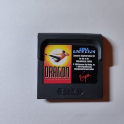 Dragon: The Bruce Lee Story - Gamegear - En loose
