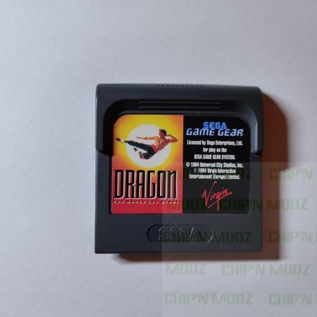 Dragon The Bruce Lee Story - Gamegear - En loose
