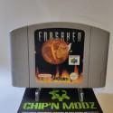 Forsaken - En loose - Nintendo 64, Version Française (PAL) - Bon état