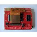 "Kit écran ""MCWill LCD Gamegear"" v3 original"