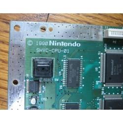 Remplacement Carte mère Super Famicom (SHVC-01)