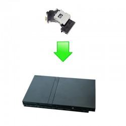 Réparation bloc optique lecteur PS2 Slim (PS TWO)