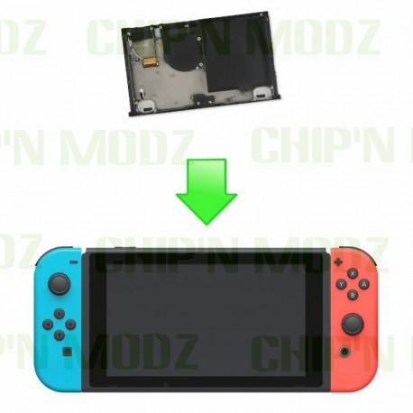 Réparation LCD + Tactile + Châssis - Switch