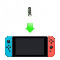 Réparation connecteur micro SD