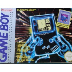 Pack Tetris GameBoy DMG-001 - Version FAH-1