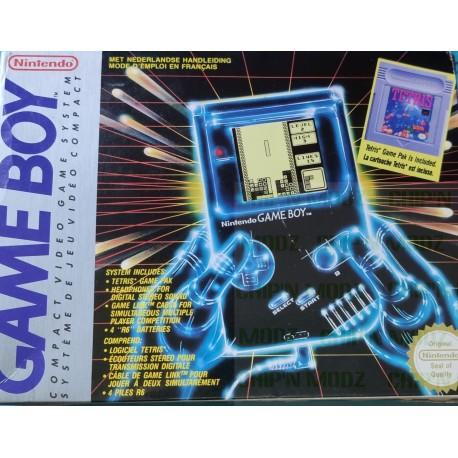 Pack Tetris GameBoy DMG-001 - Version FAH-1