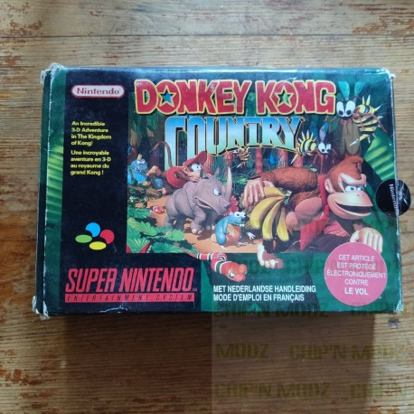Donkey Kong Country - Complet, FAH