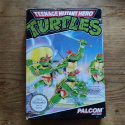Tennage Mutant Hero: Turtles (Tortue Ninja) -FRA, en boite