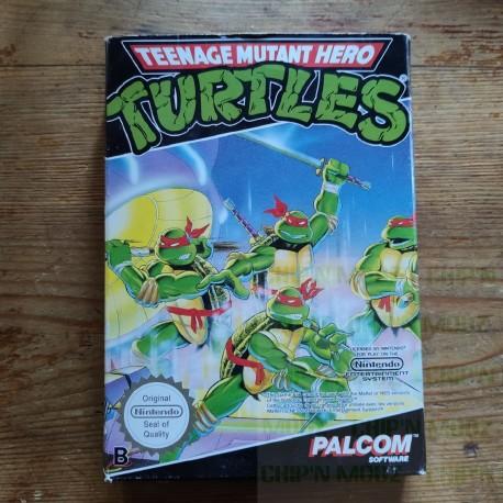 Tennage Mutant Hero: Turtles (Tortue Ninja) -FRA, en boite