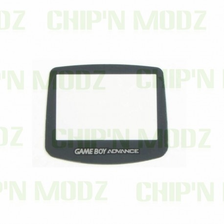 Vitre GameBoy Advance - Plastique - Auto-adhésive