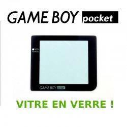 Vitre Gameboy Pocket - En verre - Auto-Adhésive