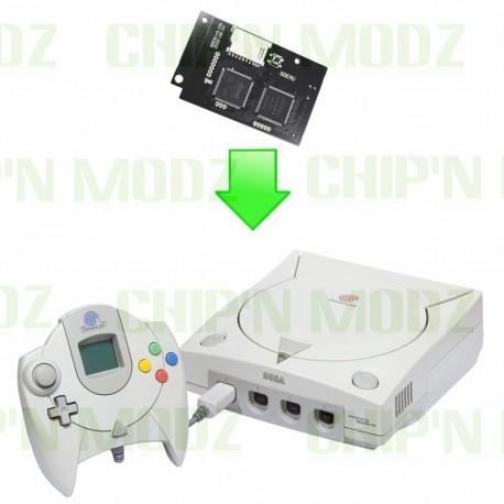 Installation GDEmu Dreamcast