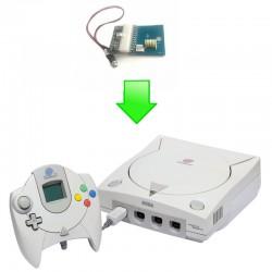 "Installation alimentation ""DC-PSU"" Sega Dreamcast"