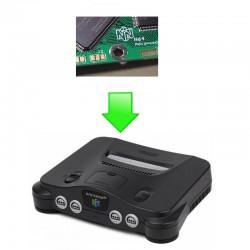 "Installation mod RGB ""N64 Advanced"" (Borti4938)"