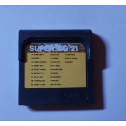 Super GG 21- Gamegear - En loose
