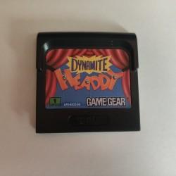 Dynamite Headdy - Gamegear - En loose