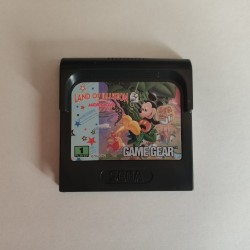 Land of illusion Starring Mickey Mouse - Gamegear - En loose