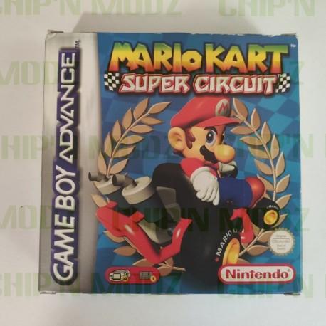 Mario Kart Super Circuit - GameBoy Advance - En boite