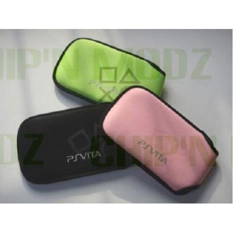Pochette PS Vita Tissus