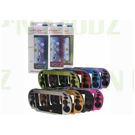 Coque de Protection PS VITA Aluminium