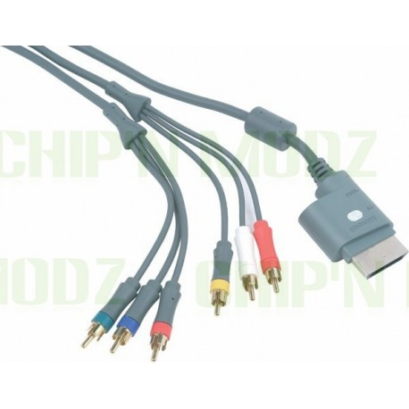 Cable Composant / YUV OFFICIEL Reconditionné