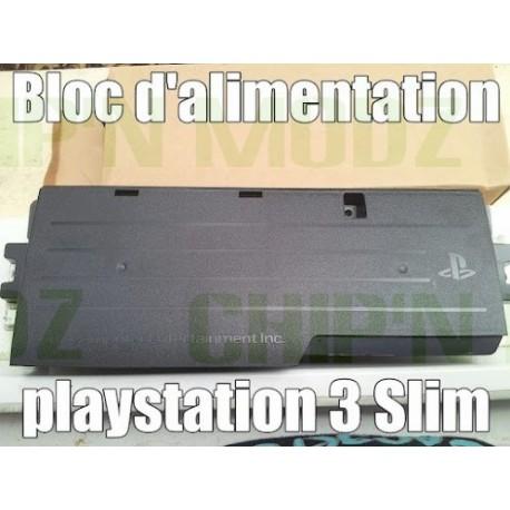 Bloc Alimentation PS3 Slim 120/160 Go